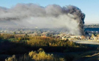 """COMUNICATO STAMPA – Incendio centro smaltimenti via Salaria, U.Di.Con.: """"Presentiamo esposto"""""""