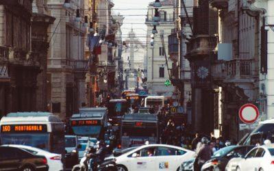 """Roma seconda al mondo per ore nel traffico, U.Di.Con.: """"Sintomo di mobilità alternativa assente"""""""