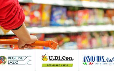Monitoraggio prezzi al Consumo – Gennaio Maggio 2021