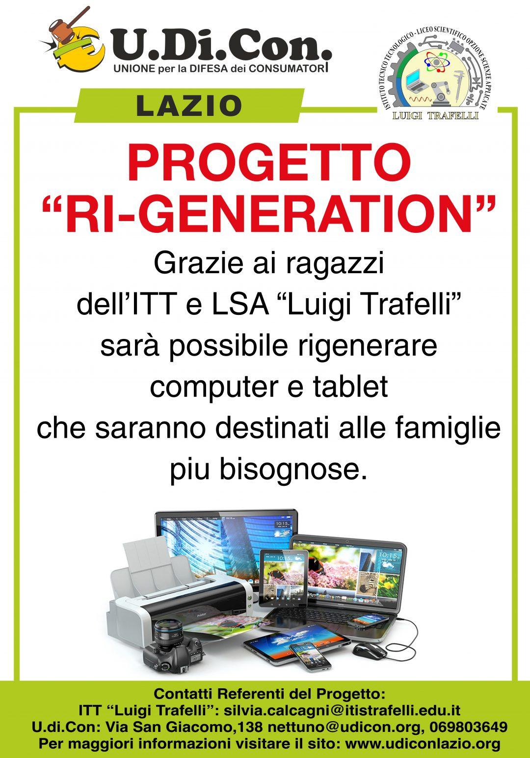 PCTO Ri-Generation